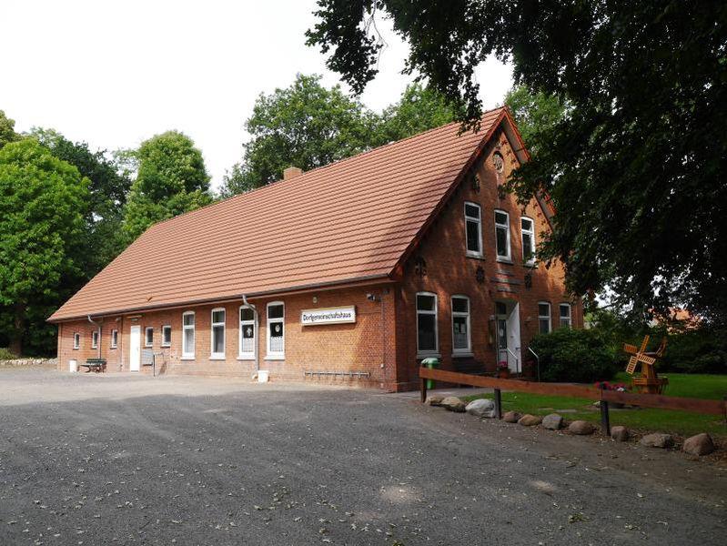 Dorfgemeinschaftshaus Wittstedt